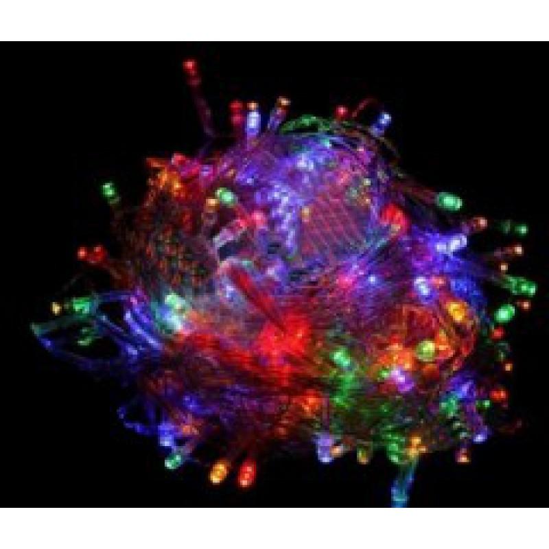 5 méteres 100 LED-es karácsonyfa izzó különb�...