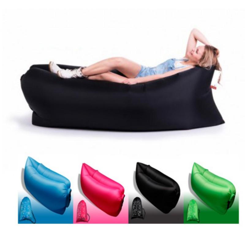 Lazy Bag - pumpa nélküli felfújható matrac - t...
