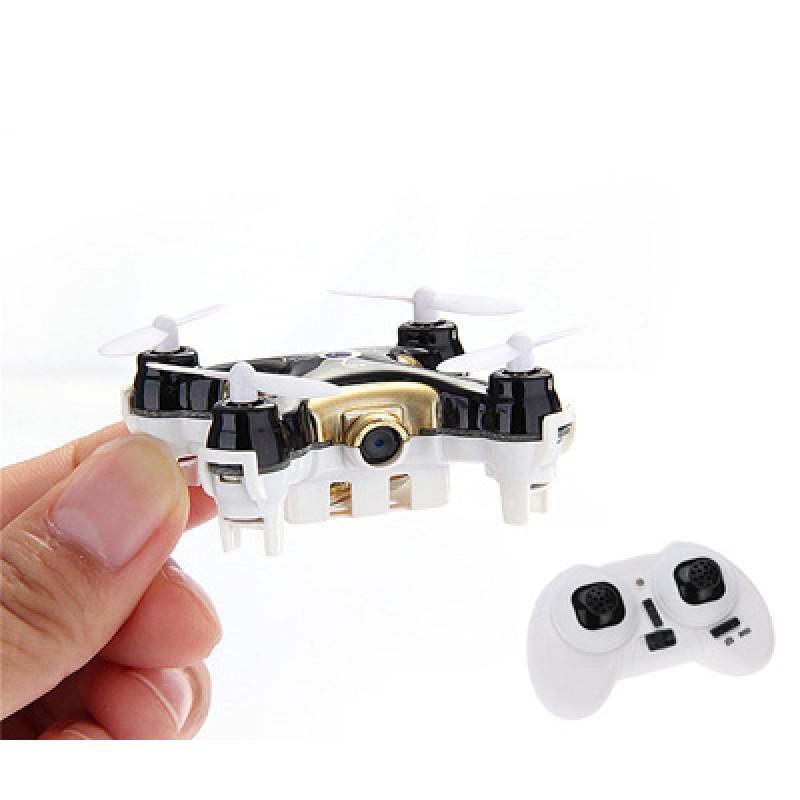 Nano quadrocopter kamerával