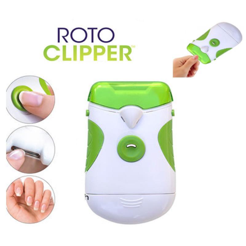 Roto Clipper - Automata körömreszelő és poliro...