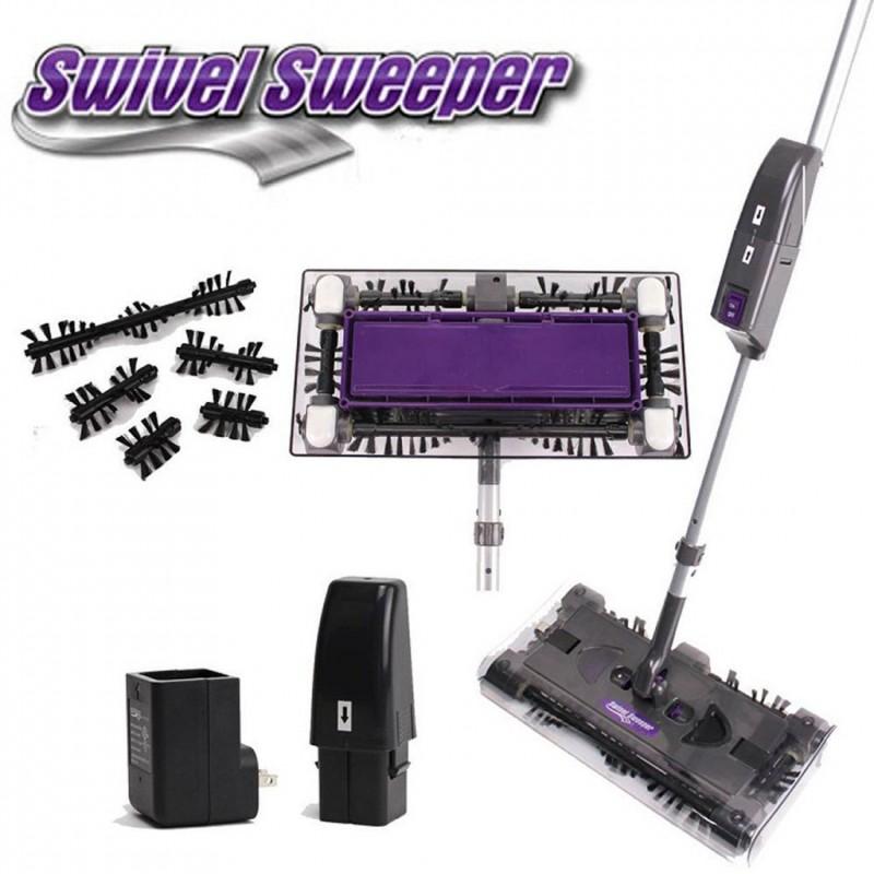 Super Sweeper G9 - Szuper elektromos seprű