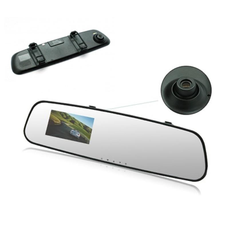 Autóba szerelhető DVR visszapillantó monitor